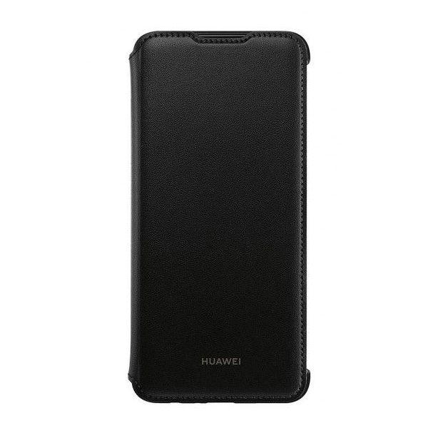 Huawei Capa Smart Flip Cover para Huawei P Smart 2019 Black