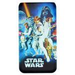 Power Bank Star Wars Poster Guerra Das Estrelas 4000 Mah Blue