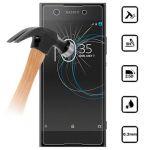 MTP Products Protetor Ecrã em Pelicula de Vidro Temperado para Sony Xperia XA1