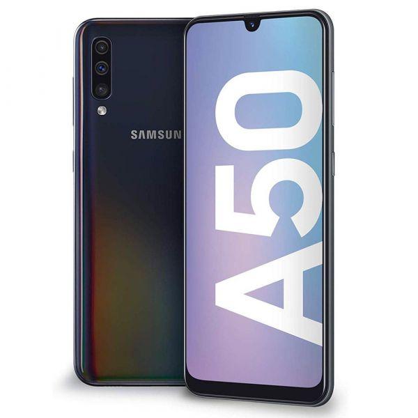 Smartphone Samsung Galaxy A50 Dual SIM 4GB/128GB SM-A505 Black (Desbloqueado)