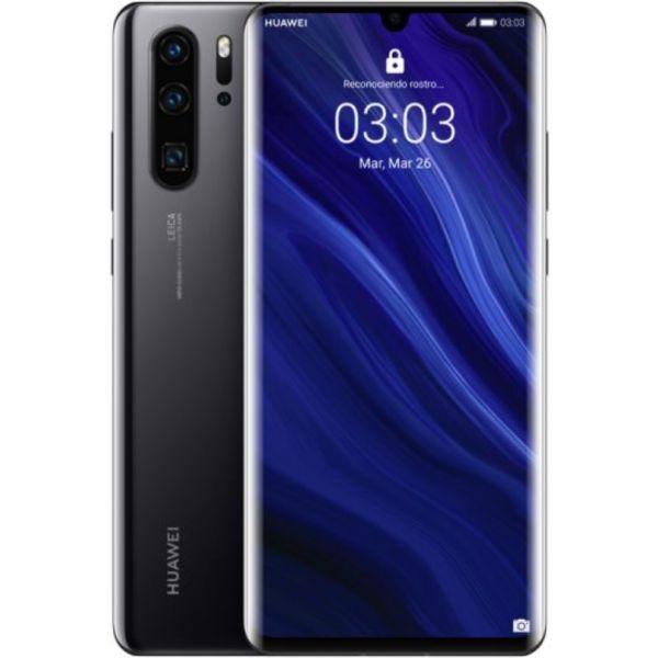 Smartphone Huawei P30 Pro Dual SIM 8GB/128GB Black (Desbloqueado)