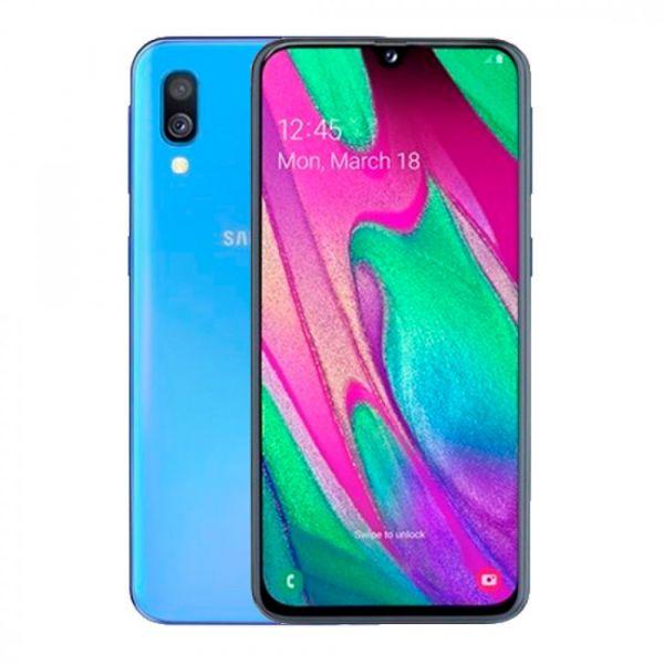 Smartphone Samsung Galaxy A40 Dual SIM 4GB/64GB Blue (Desbloqueado)