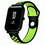 Owlotech Bracelete 20mm Fecho de Click Green para AmazFit Bip