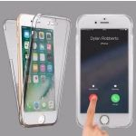 Capa 360 Silicone Clear iphone 6/6s