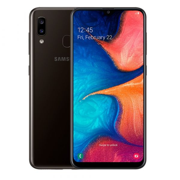 Smartphone Samsung Galaxy A20e Dual SIM 3GB/32GB Black (Desbloqueado)
