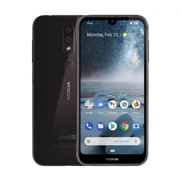 Smartphone Nokia 4.2 Dual SIM 3GB/32GB Black (Desbloqueado)