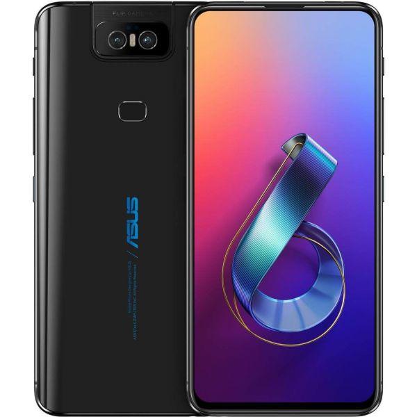 Smartphone Asus ZenFone 6 Dual SIM 6GB/128GB ZS630KL Midnight Black (Desbloqueado)