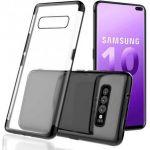 Capa Bolsa New Electro Samsung Galaxy S10+ Plus Black
