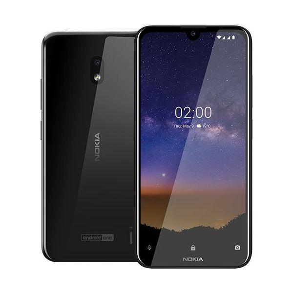 Smartphone Nokia 2.2 2GB/16GB Tungsten Black (Desbloqueado)