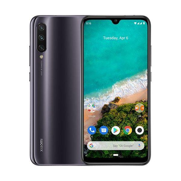 Smartphone Xiaomi Mi A3 Dual SIM 4GB/64GB Grey (Desbloqueado)