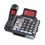 ClearSounds DECT Amplified Deluxe Phone with BT - CLS-A1600BT