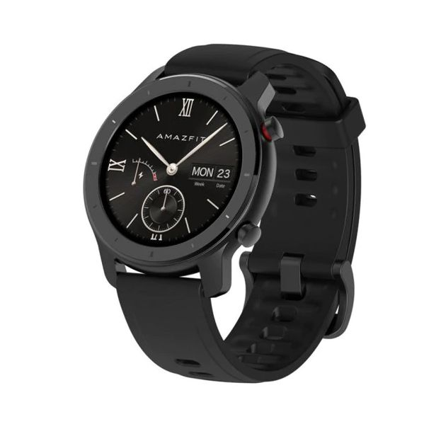 Smartwatch Xiaomi AmazFit GTR 42mm Black