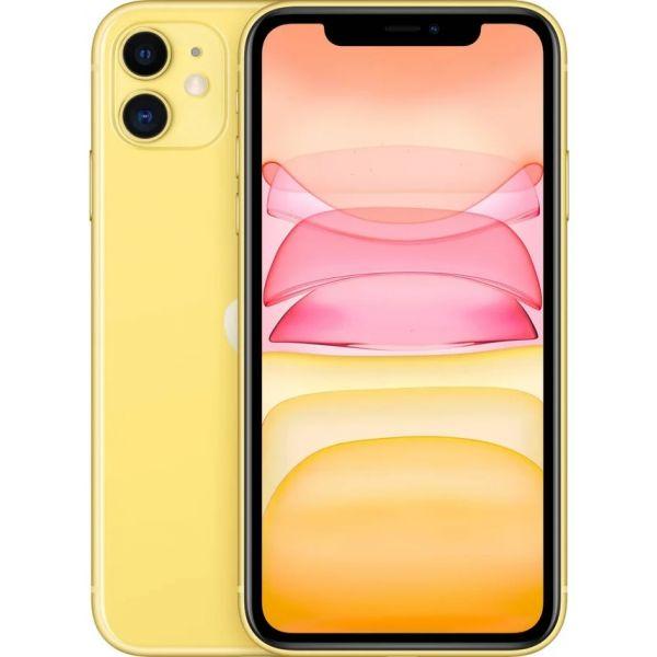 Smartphone Apple iPhone 11 64GB Yellow (Desbloqueado)
