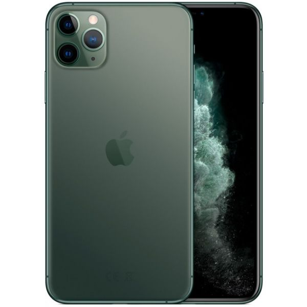 Smartphone Apple iPhone 11 Pro Max 64GB Midnight Green (Desbloqueado)