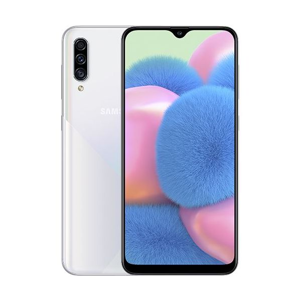 Smartphone Samsung Galaxy A30s Dual SIM 4GB/64GB White (Desbloqueado)
