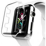 Cool Accesorios Proteção em Silicone para Apple Watch Series 1 / 2 / 3 (38 mm)