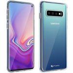 4smarts Capa Samsung Galaxy S10 + Vidro Temperado Black