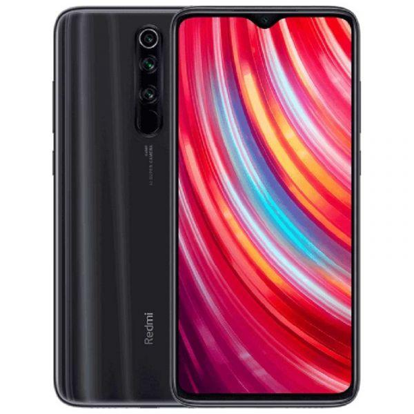 Smartphone Xiaomi Redmi Note 8 Pro Dual SIM 6GB/128GB Black (Desbloqueado)