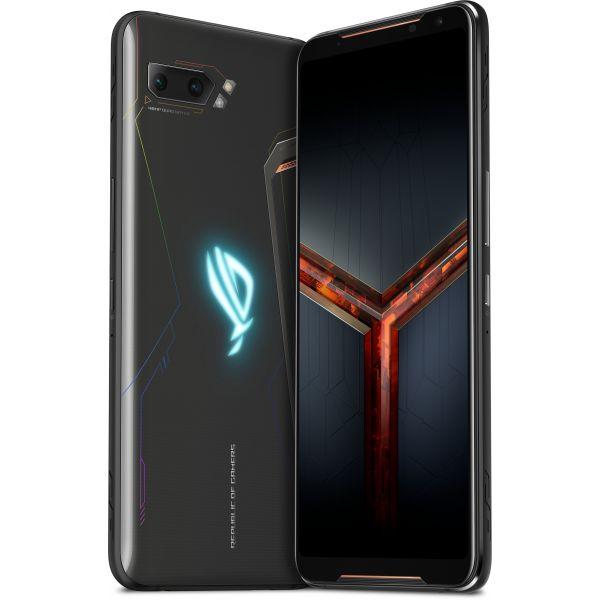 Smartphone Asus ROG Phone II Dual SIM 12GB/512GB ZS660KL-1A012EU Black (Desbloqueado)