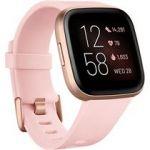 Smartwatch Fitbit Versa 2 Petal Copper Rose Aluminum - FB507RGPK