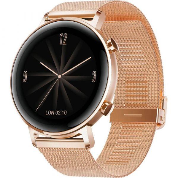 Smartwatch Huawei Watch GT 2 46mm Elegant Rose Gold - 55024506