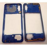 Samsung Galaxy A70 A705 Chassi Carcaça Central Frame Azul A705FD SM-A705FD