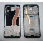 Chassi Carcaça Central Verde Xiaomi Redmi Note 8 Pro