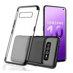 Capa Bolsa New Electro Samsung Galaxy S10 Black - 5903396002465