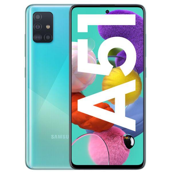 Smartphone Samsung Galaxy A51 Dual SIM 4GB/128GB SM-A515F Blue (Desbloqueado)