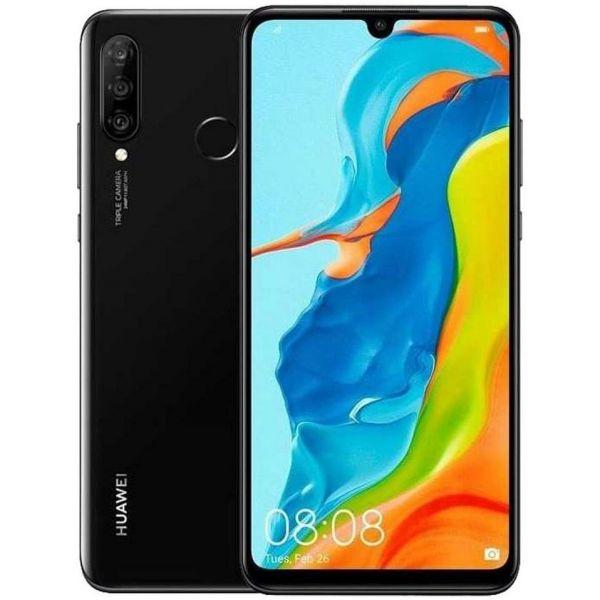 Smartphone Huawei P30 Lite New Edition Dual SIM 6GB/256GB Black (Desbloqueado)