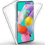 Capa 3x1 360° Impact Protection Samsung Galaxy A51