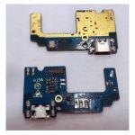 Placa Conector de Carga Micro USB + Microfone ZTE Blade A512