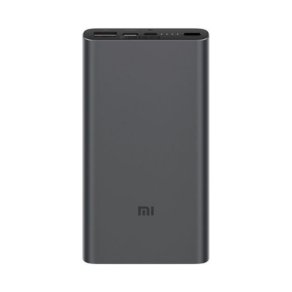Power Bank Xiaomi Mi Power Bank 3 10000mAh 18w Black
