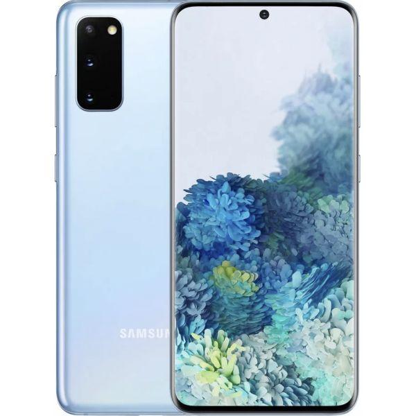 Smartphone Samsung Galaxy S20 Dual SIM 8GB/128GB SM-G980 Cloud Blue (Desbloqueado)