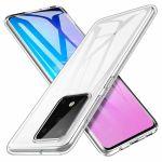 Capa para Samsung Galaxy S20 Ultra Duplo Acrilico 360 Clear