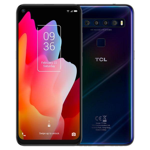 Smartphone TCL 10L Dual SIM 6GB/64GB Blue (Desbloqueado)