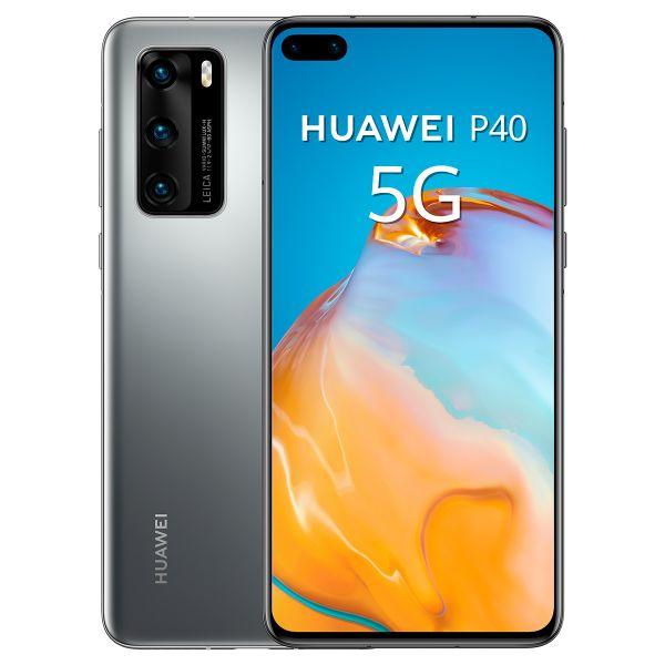 Smartphone Huawei P40 5G Dual SIM 8GB/128GB Grey (Desbloqueado)
