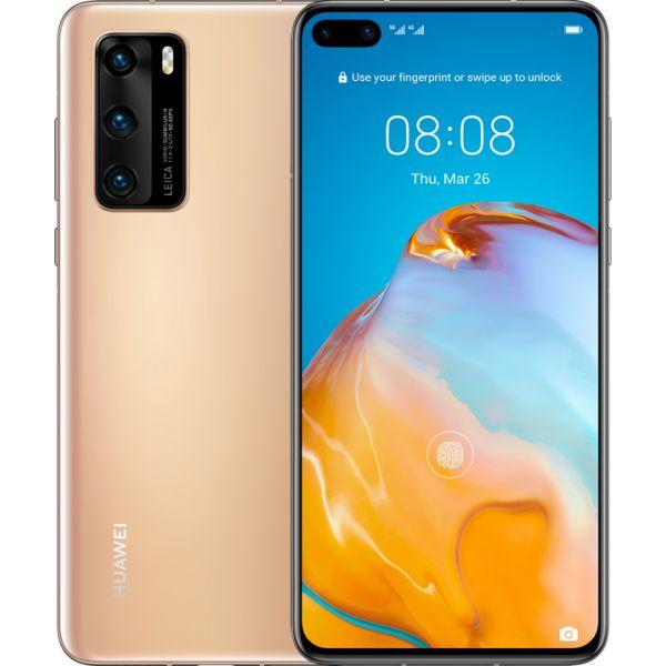 Smartphone Huawei P40 5G Dual SIM 8GB/128GB Gold (Desbloqueado)