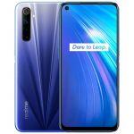 Smartphone Realme 6 Dual SIM 4GB/64GB Comet Blue (Desbloqueado)