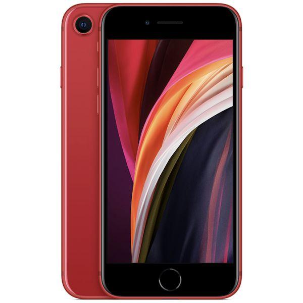 Smartphone Apple iPhone SE 2020 64GB Red (Desbloqueado)