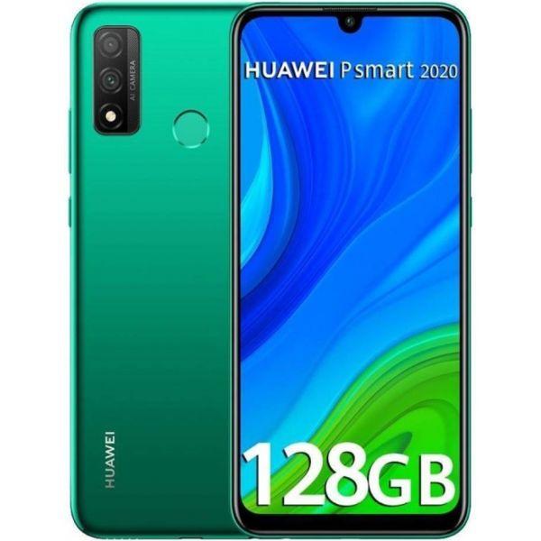 Smartphone Huawei P Smart 2020 Dual SIM 4GB/128GB Green (Desbloqueado)