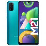 Smartphone Samsung Galaxy M21 Dual SIM 4GB/64GB Green (Desbloqueado)