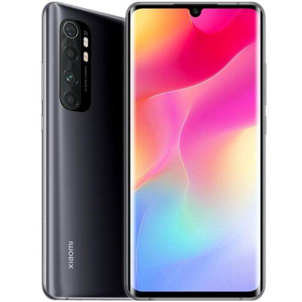 Smartphone Xiaomi Mi Note 10 Lite Dual SIM 6GB/128GB Black (Desbloqueado)