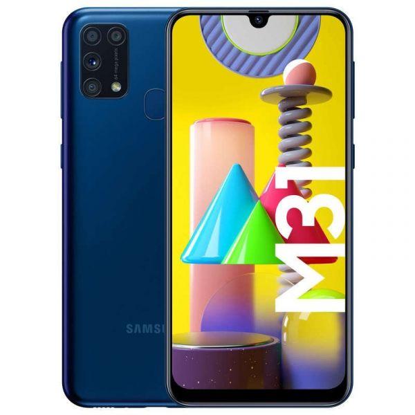 Smartphone Samsung Galaxy M31 Dual SIM 6GB/64GB Blue (Desbloqueado)