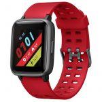 Smartwatch Leotec MultiSport WorldFit Vermelho