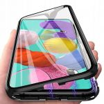 Capa 360 Magnética Completa para Samsung Galaxy A51 Preta