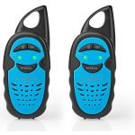 Nedis Walkie Talkies 3Km (3 Canais) - WLTK0300BU