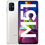 Smartphone Samsung Galaxy M51 Dual SIM 6GB/128GB SM-M515F Branco (Desbloqueado)