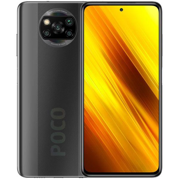 Smartphone Xiaomi Poco X3 NFC 6GB/64GB Shadow Gray (Desbloqueado)