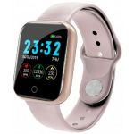 Smartwatch Unotec Watchuu Anillos Dinámicos Balde Bluetooth Rosa Dourado